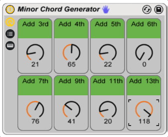 Chord Generators for Ableton Live (Free Download)
