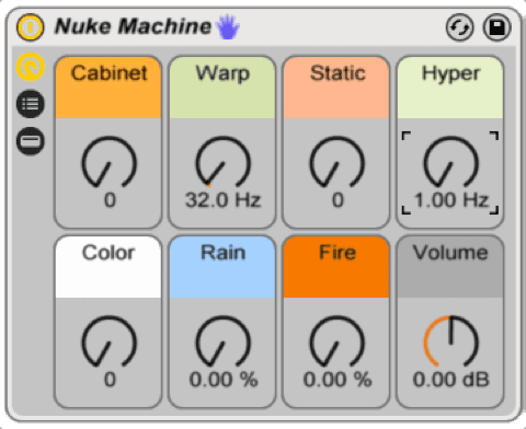 Nuke Machine - Noise & Texture Generator (Free Download)