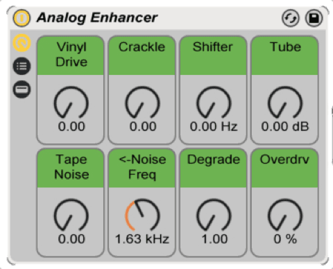 Analog Enhancer