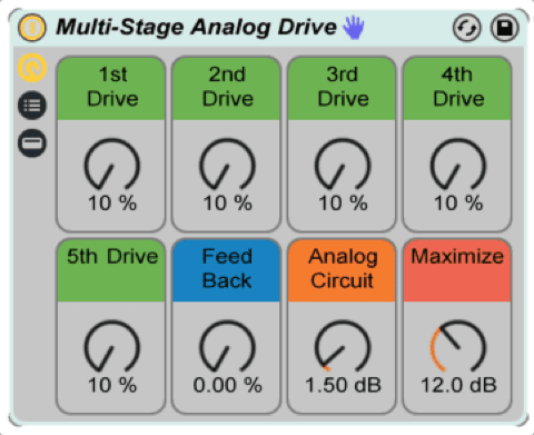 multi-stage drive