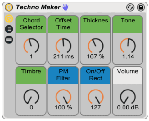 Techno Maker - Tech Chords Using Only Your Kick (Free